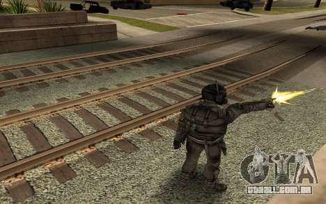 Swat from GTA Criminal Russia para GTA San Andreas terceira tela