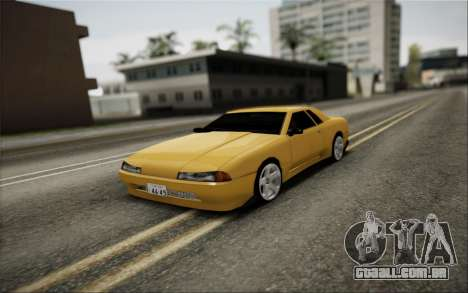 Elegy Speedhunters para GTA San Andreas