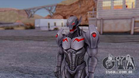 Marvel Future Fight - Ultron para GTA San Andreas