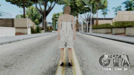 GTA Online Be My Valentine Skin 3 para GTA San Andreas terceira tela