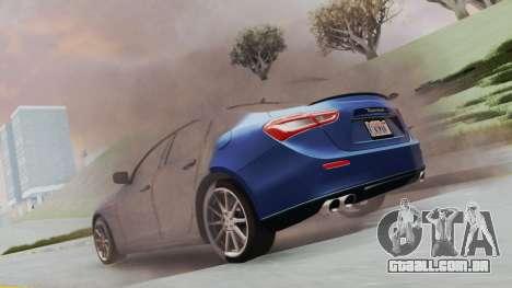 GTA 5 Particles and Effects para GTA San Andreas terceira tela