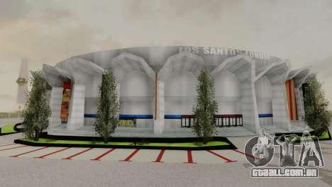 Stadium LS para GTA San Andreas por diante tela