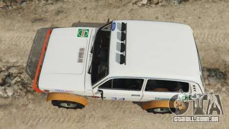 GTA 5 VAZ-2121 [off-road] voltar vista