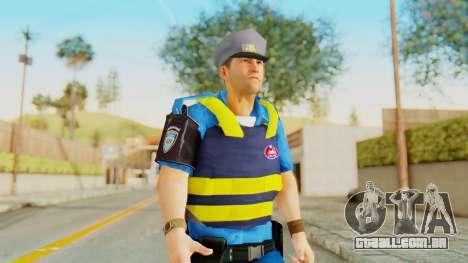 Dsher para GTA San Andreas