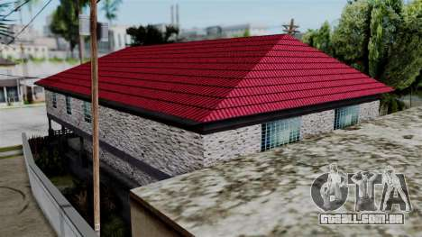 LS_Johnson Casa V2.0 para GTA San Andreas terceira tela