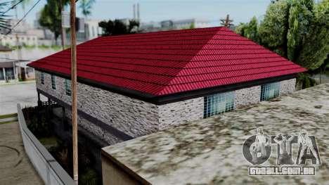 LS_Johnson Casa V2.0 para GTA San Andreas terceira tela