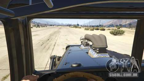 GTA 5 Mad Max The War Rig voltar vista