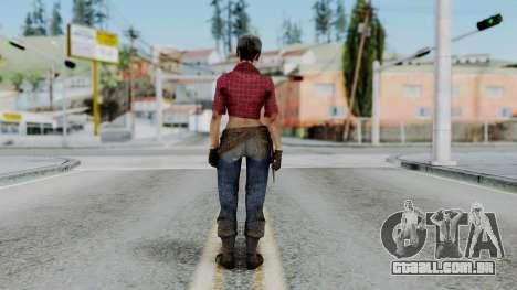 Misty - CoD Black Ops para GTA San Andreas terceira tela