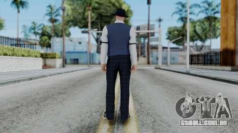 GTA Online Be My Valentine Skin 5 para GTA San Andreas terceira tela