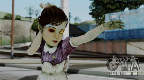 Bioshock 2 - Little Sister para GTA San Andreas