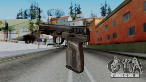 CoD Black Ops 2 - TAC-45 para GTA San Andreas segunda tela