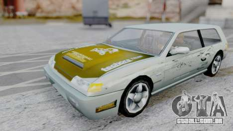 Flash F&F3 Silvia PJ para GTA San Andreas