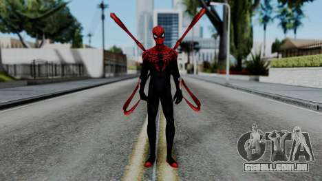 Marvel Future Fight - Superior Spider-Man v2 para GTA San Andreas segunda tela