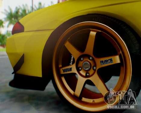 Nissan Skyline R32 GTR para o motor de GTA San Andreas