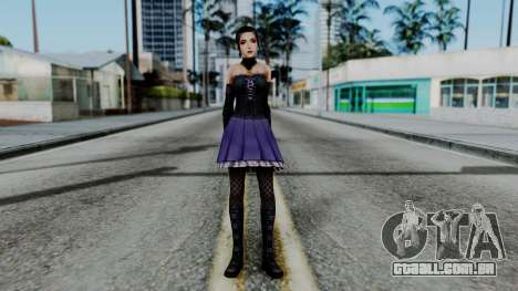Marvel Future Fight - Sister Grimm para GTA San Andreas segunda tela