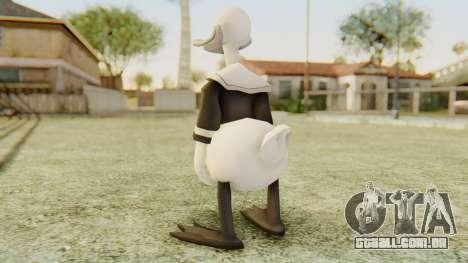 Kingdom Hearts 2 Donald Duck Timeless River v2 para GTA San Andreas terceira tela