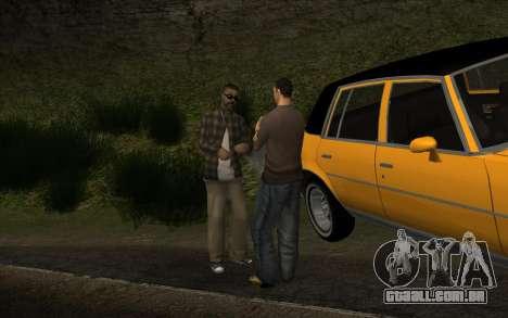 Situação de vida 4.0 para GTA San Andreas