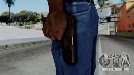 CoD Black Ops 2 - TAC-45 para GTA San Andreas terceira tela