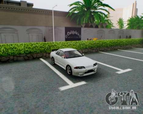 Nissan Skyline R32 GTR para GTA San Andreas