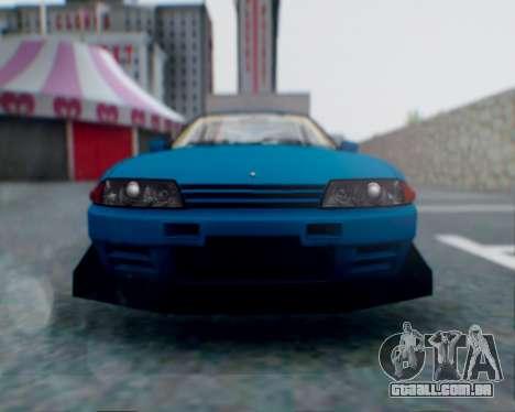 Nissan Skyline R32 GTR para as rodas de GTA San Andreas