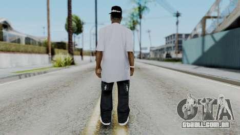 New Fam3 para GTA San Andreas terceira tela