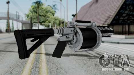 GTA 5 Grenade Launcher para GTA San Andreas segunda tela