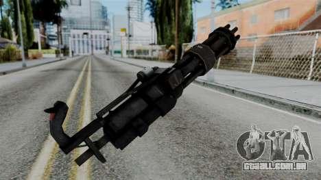 CoD Black Ops 2 - Dead Machine para GTA San Andreas segunda tela