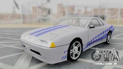 Elegy 2F2F Skyline PJ para GTA San Andreas