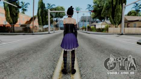Marvel Future Fight - Sister Grimm para GTA San Andreas terceira tela