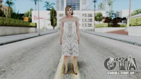 GTA Online Be My Valentine Skin 3 para GTA San Andreas segunda tela