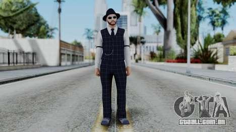 GTA Online Be My Valentine Skin 5 para GTA San Andreas segunda tela