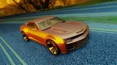 Chevrolet Camaro DOSH Tuning v2