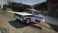 VAZ 2106 Polícia