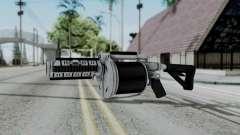 GTA 5 Grenade Launcher
