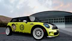 Mini John Cooper Works Mr.Bean para GTA San Andreas