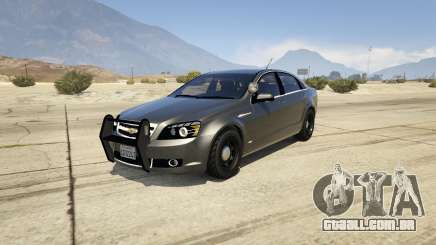 Unmarked Chevrolet Caprice para GTA 5