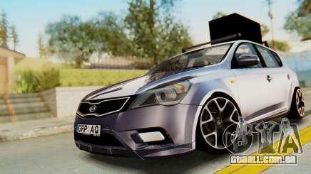 Kia Ceed Stance AirQuick para GTA San Andreas