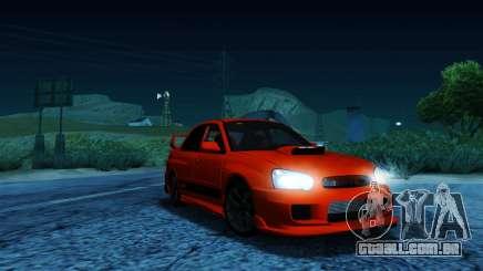 Subaru Impreza WRX STi LP 400 para GTA San Andreas