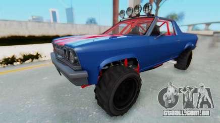 GTA 5 Cheval Picador BAJA Truck para GTA San Andreas