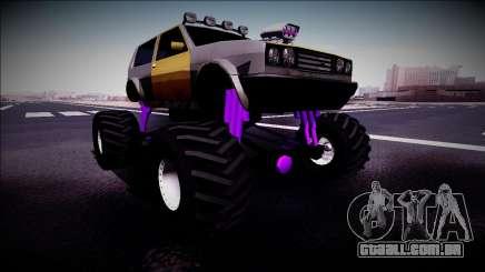 Club Monster Truck para GTA San Andreas