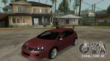 VW Golf R32 para GTA San Andreas