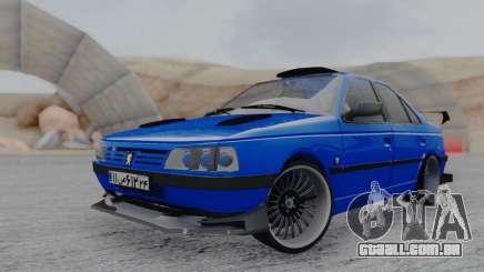 Peugeot 405 Full Tuning para GTA San Andreas