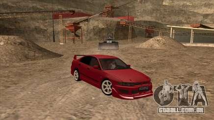 Mitsubishi Galant VR-4 (2JZ-GTE) para GTA San Andreas