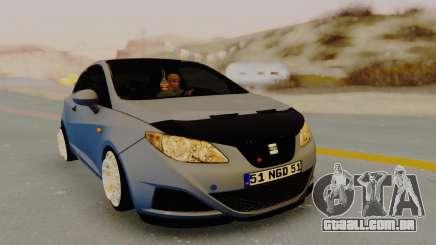 Seat Ibiza para GTA San Andreas