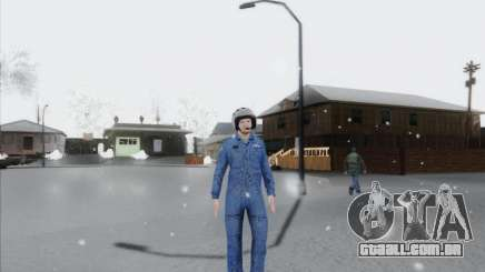 O piloto VC da Federação russa para GTA San Andreas
