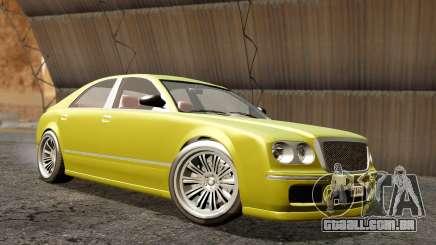 GTA 5 Enus Cognoscenti 55 IVF para GTA San Andreas