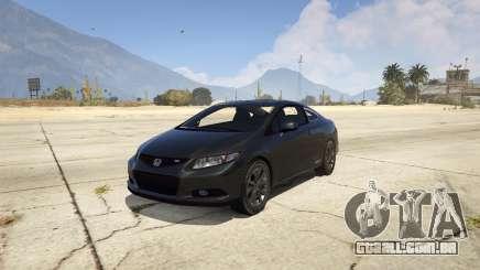 Honda Civic SI para GTA 5