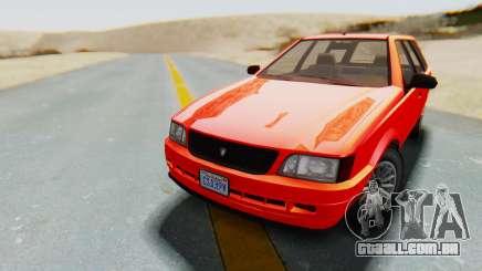 GTA 5 Vulcar Ingot IVF para GTA San Andreas