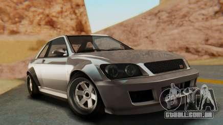 GTA 5 Karin Sultan RS para GTA San Andreas