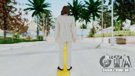 GTA 5 Divinity Ped 1 para GTA San Andreas terceira tela
